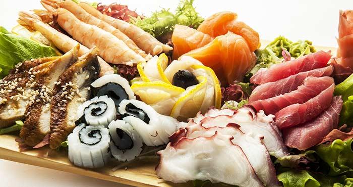 寿司のネタのスペイン語集
