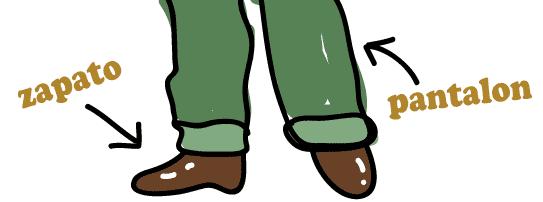 スペイン語 ズボン 靴 パンタロン