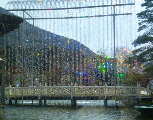 ガラスの森美術館 旅行 箱根