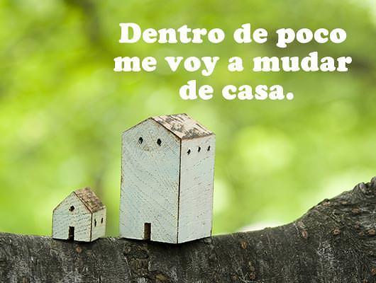 スペイン語 引っ越す mudar