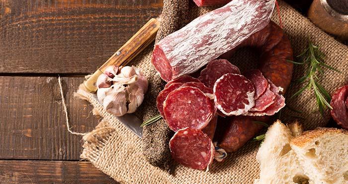サラミ スペイン語 salame