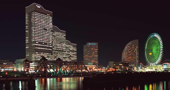 横浜港 スペイン語