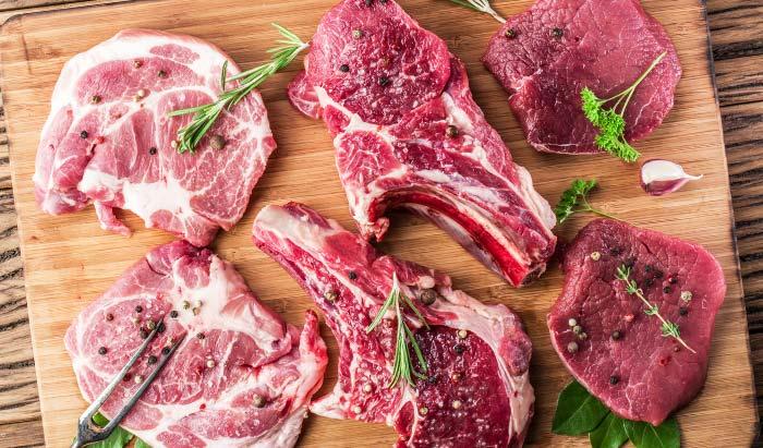 carne スペイン語