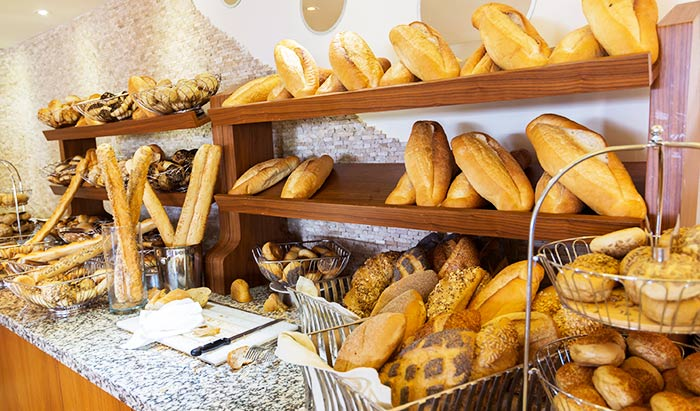 パン屋さんのスペイン語