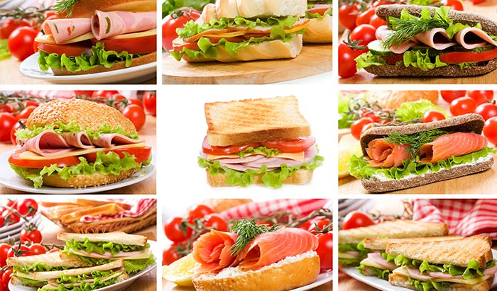サンドウィッチとスペイン語