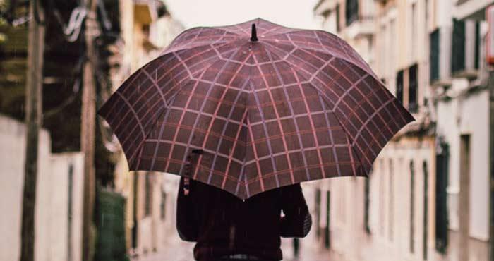 傘のスペイン語 単語 paraguas