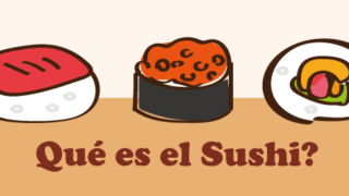 sushi 寿司 スペイン語 日本語